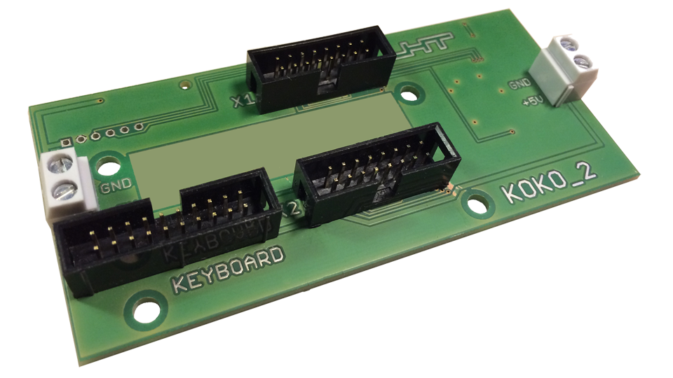 UHT - ADAPTER BOARDS